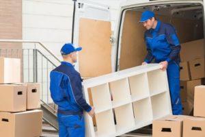 transport camion déménagement