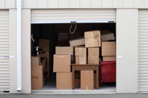 garde meuble pour déménagement