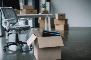 déménagement de bureau